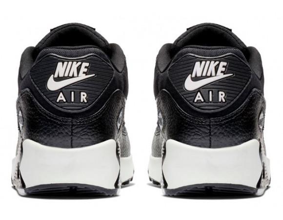 13b61fe8e2a Bestel De Nike Air Max 90 Dames Sneakers Zwart Wit Online Bij ...