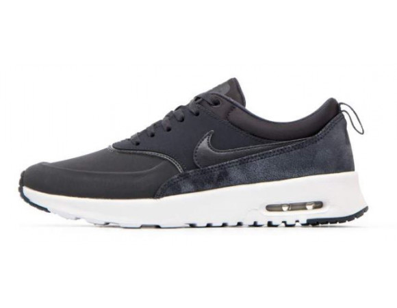 finest selection f33e0 65608 Bestel de Nike Air Max Thea Premium Dames Sneakers Oil Grey Online Bij    Sportskoen.nl