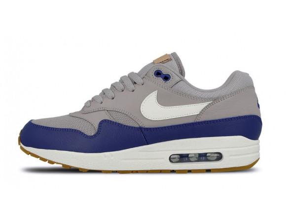 e561a73f4c8 Bestel De Nike Air Max 1 Grijs Blauw Online Bij | Sportskoen.nl