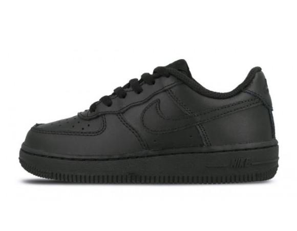Bestel de Nike Air Force 1 Laag Zwart Junior Online Bij