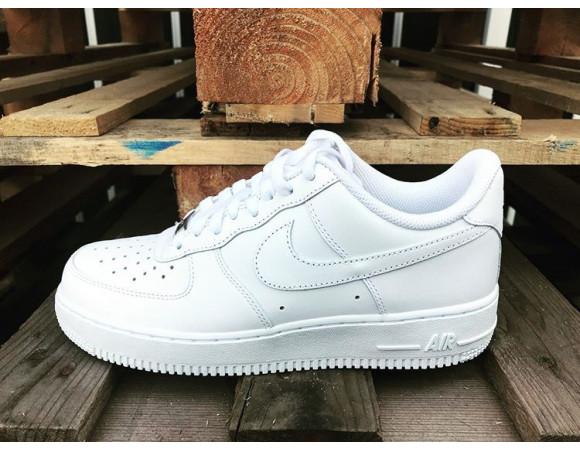 Laatste Modellen Nike Air Force 1 Dames Lage Prijs Winkel