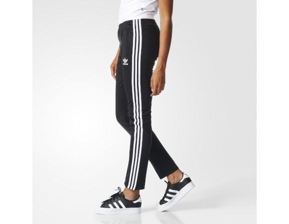 Bestel de Adidas Firebird TP Dames Broek Zwart Online Bij ...