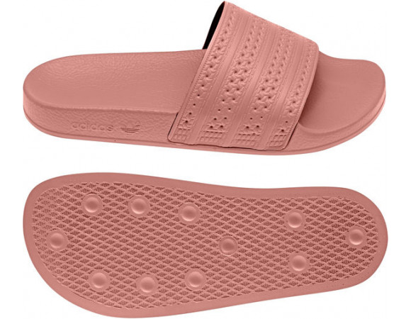 Bestel uw Adidas Originals Adilette W Oud Roze Online Bij ...