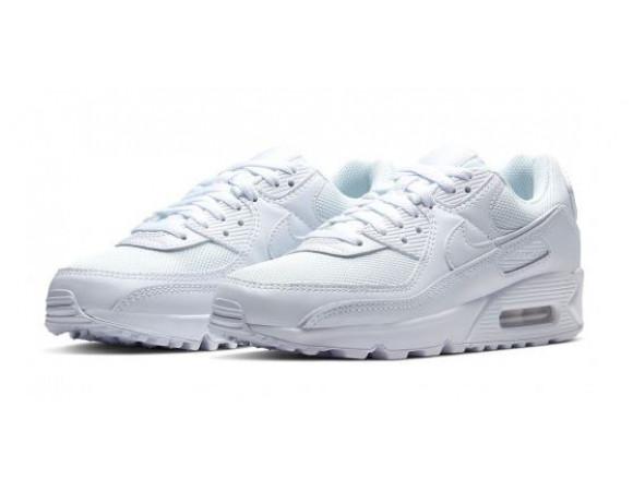 Bestel De Nike Air Max 90 Dames Sneakers Wit Online Bij ...