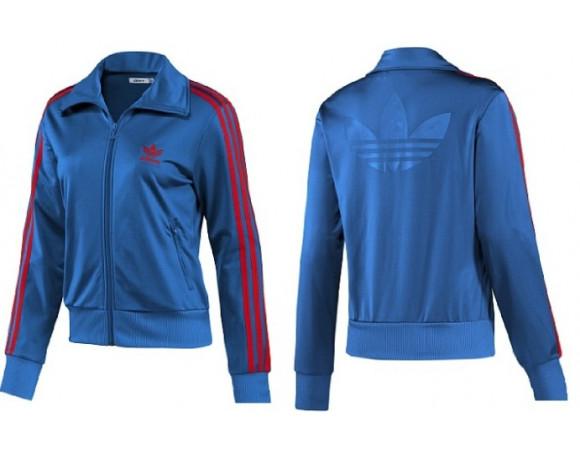 Adidas Blauw Rood