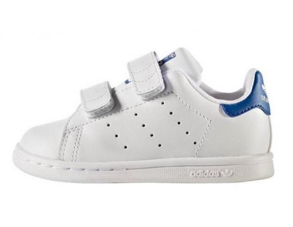 adidas stan smith blauw