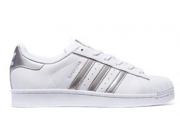 adidas superstar wit silver