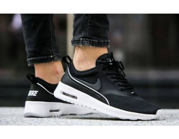 nike air max thea ultra zwart