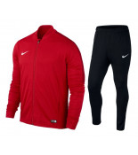 Nike Academy16 Knit 2 Trainingspak Rood Senior