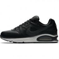 Nike Air Max Command Leather Zwart