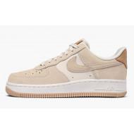 Nike Air Force 1 '07 Premium Dames Beige