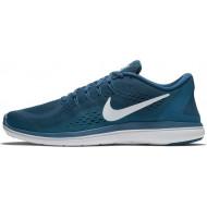Nike Flex 2017 Run Schoenen Blauw