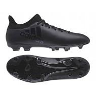 Adidas X 17.3 FG Core Black/Black Utility Black