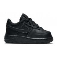 Nike Air Force 1 Laag Zwart Baby