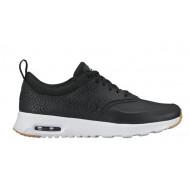Nike Air Max Thea Premium Black Leather