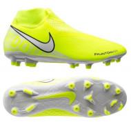 Nike Phantom Vision Academy DF AG Voetbalschoenen Volt