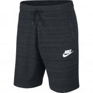 Nike Advance15 Tech Short Senior Zwart
