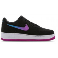 Nike Air Force 1 07 Premium Zwart