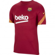 Nike FC Barcelona Trainingsshirt 2020-2021 Rood