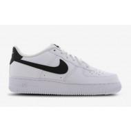 Nike Air Force 1 Laag Wit Zwart