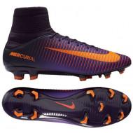 Nike Mercurial Veloce III FG Dynamic Fit Purple Orange