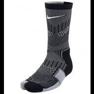 Nike Elite Matchfit Trainings Sokken Zwart/grijs