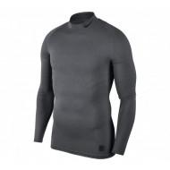 Nike Pro Top Compression Longsleeve Shirt Grijs