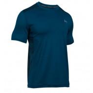 Under Armour Raid Shirt Donke Blauw