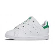 Adidas Originals Stan Smith Junior Wit/Groen