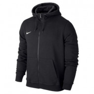 Nike Team Club Full-Zip Hoodie Black Black