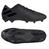 Adidas Nemeziz 19.2 FG Voetbalschoenen Zwart