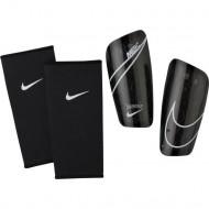 Nike Mercurial Lite Scheenbeschermers Zwart Wit