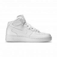 Nike Air Force 1 Mid '07 Sneakers Wit