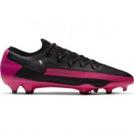 Nike Phantom GT Pro FG Voetbalschoenen - Heren - Zwart Zilver Roze
