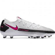 Nike Phantom GT Pro AG-PRO Voetbalschoenen - Heren - Wit Roze Zwart