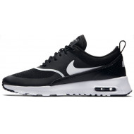 Nike Air Max Thea Sneakers Zwart Wit