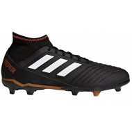 Adidas Predator 18.3 FG Core Black Future White Solar