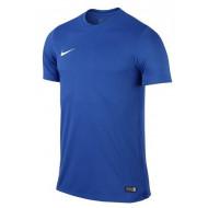 Nike Park VI Jersey Shirt Blauw