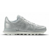Nike W Internationalist Premium Metalic Platinum