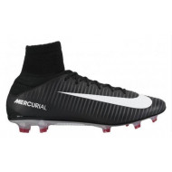 Nike Mercurial Veloce III FG Dynamic Fit FG Black White