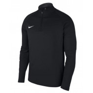Nike Dry Academy 18 Drill Top Zwart