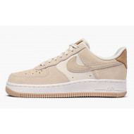 Nike Air Force 1 '07 Premium Dames Beige