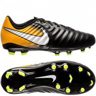 Nike Tiempo Ligera 4 FG Junior Laser Orange