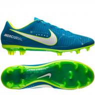Nike Mercurial Veloce III Neymar FG Blue Orbit