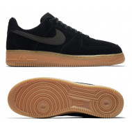 Nike Air Force 1 '07 LV8 Suede Zwart