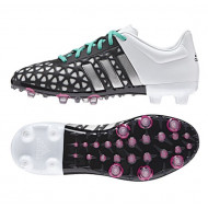 Adidas ACE 15.1 j FG/AG  Core Black/Mint White