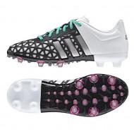 Adidas ACE 15.1 j FG/AG  Core Black/Mint White