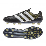 Adidas ACE 16.1 FG Leather Core Black Future White