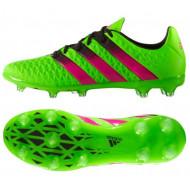 Adidas ACE 16.2 FG Solar Green Shock Pink