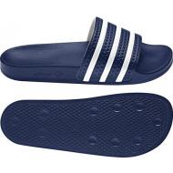 Adidas Adilette Slippers Blauw/Wit